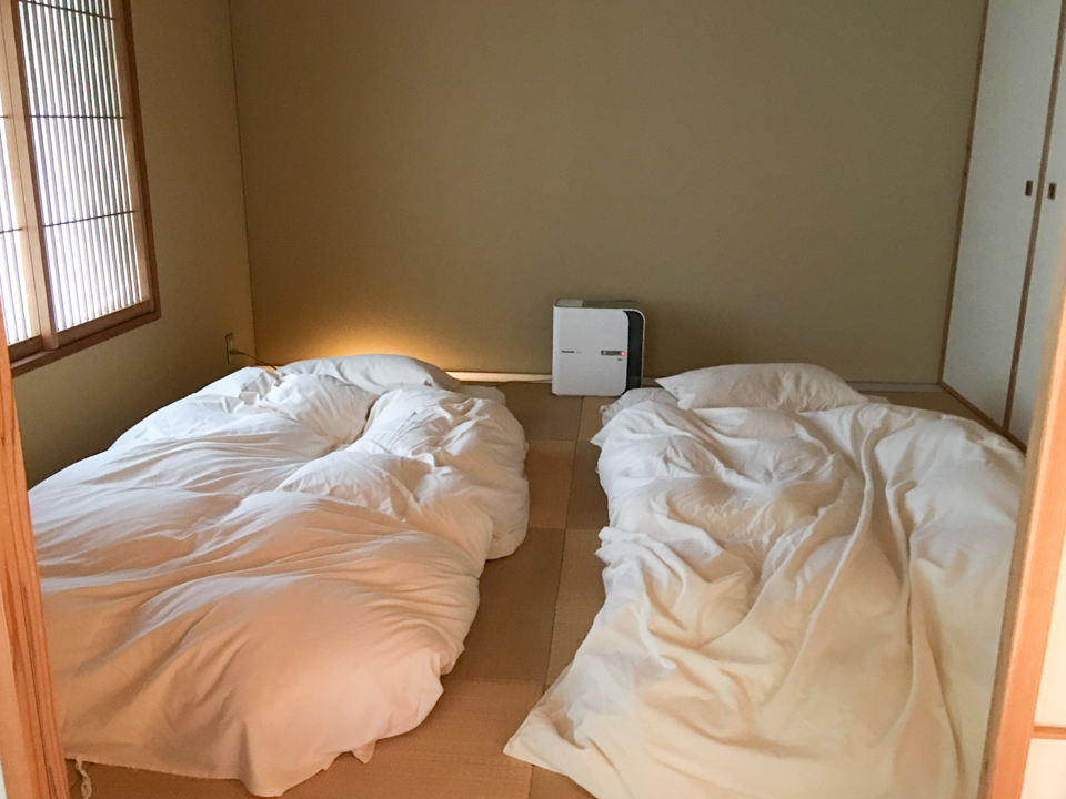 一階の寝室の写真