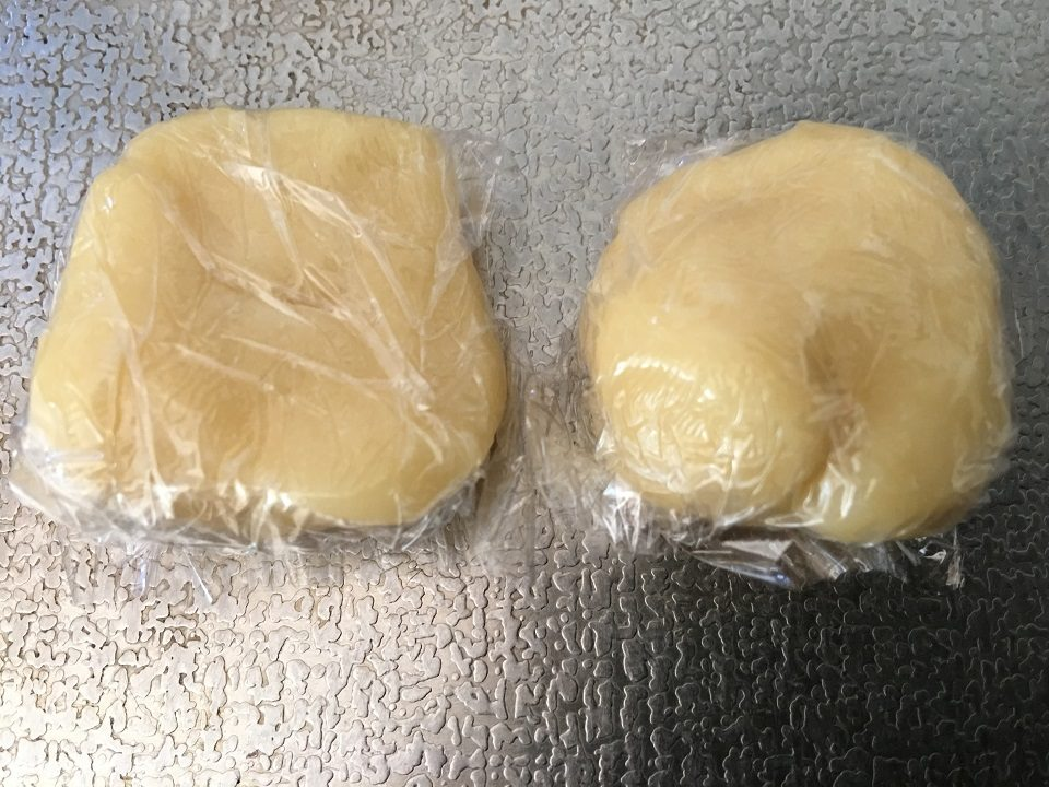 ブールマニエを小分けにした写真