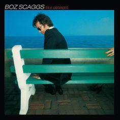 ボズ・スキャッグスのアルバムのジャケット写真