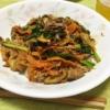 鯖缶ピリ辛中華丼の写真