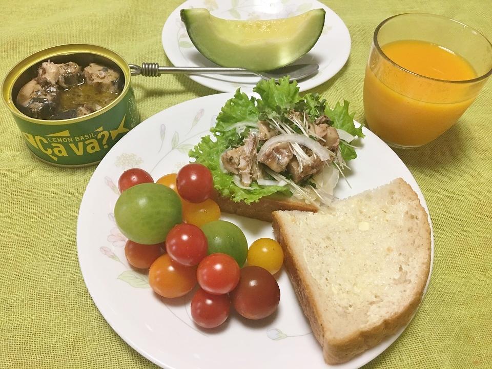 サヴァ缶サンドの写真