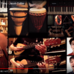 "Jacob Collier の""Don't Worry 'Bout A Thing""の動画の写真"