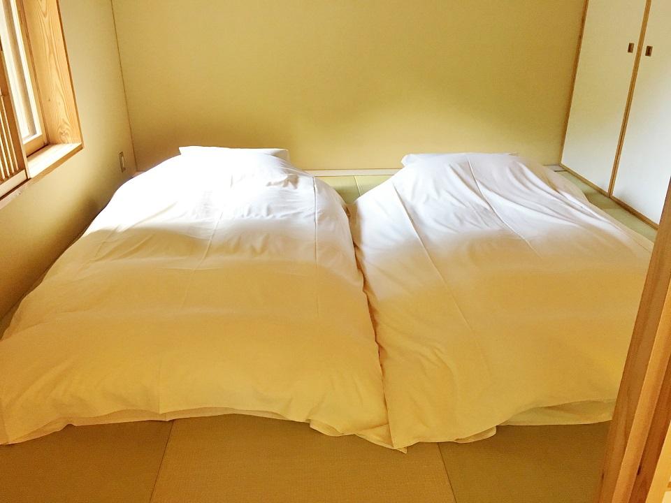 右源太の寝室の写真