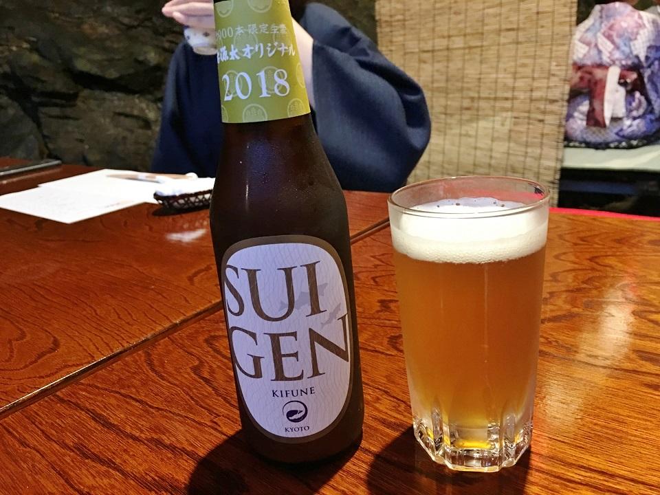 ビールの写真