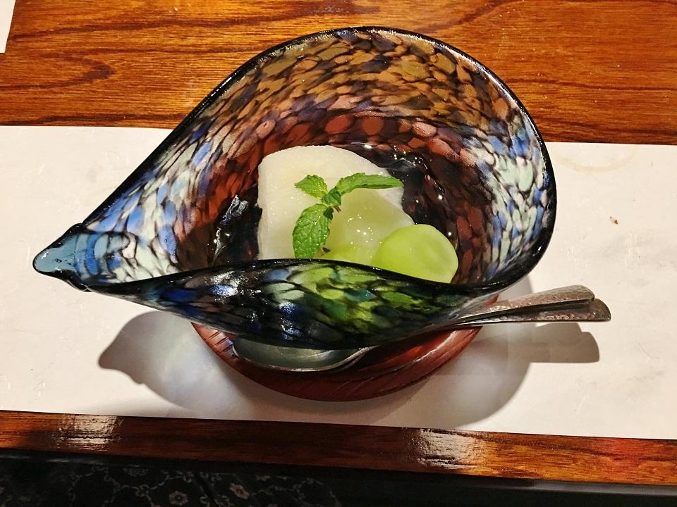 水物「季節のフルーツ」の写真