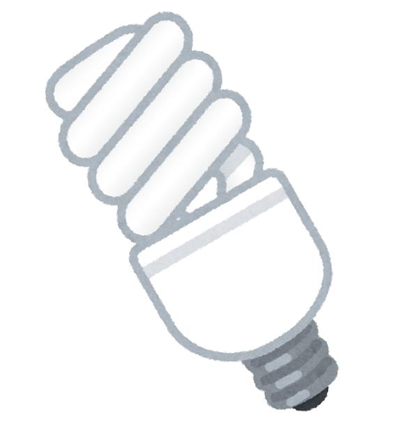 LED電球イラスト