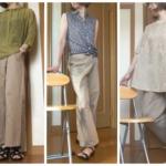 50代古着コーデ入門・1,980円パンツのシャレオツ着まわし術|ゴニョ研