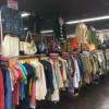古着屋の店内の写真