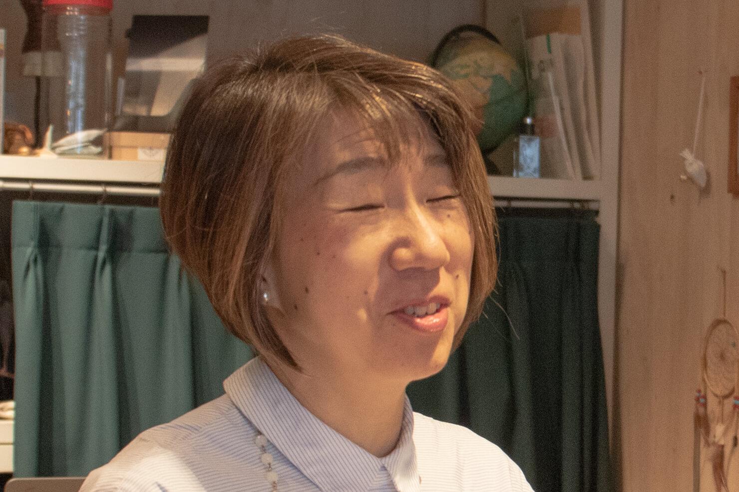 しっくりこない顔のガッツの写真