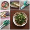 ネギの簡単な料理の写真