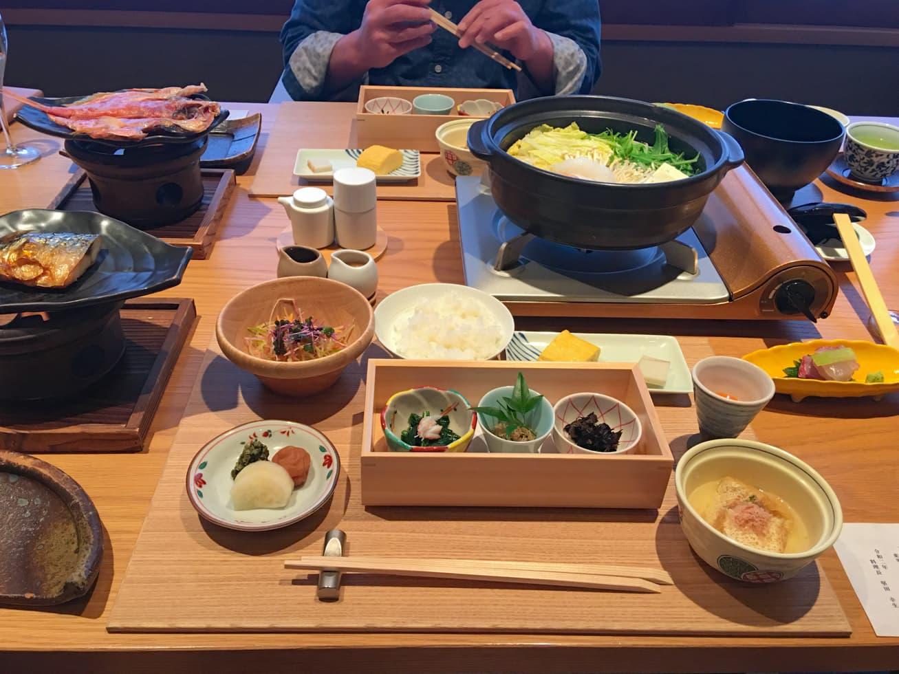 箱根のおいしい食べ物の写真