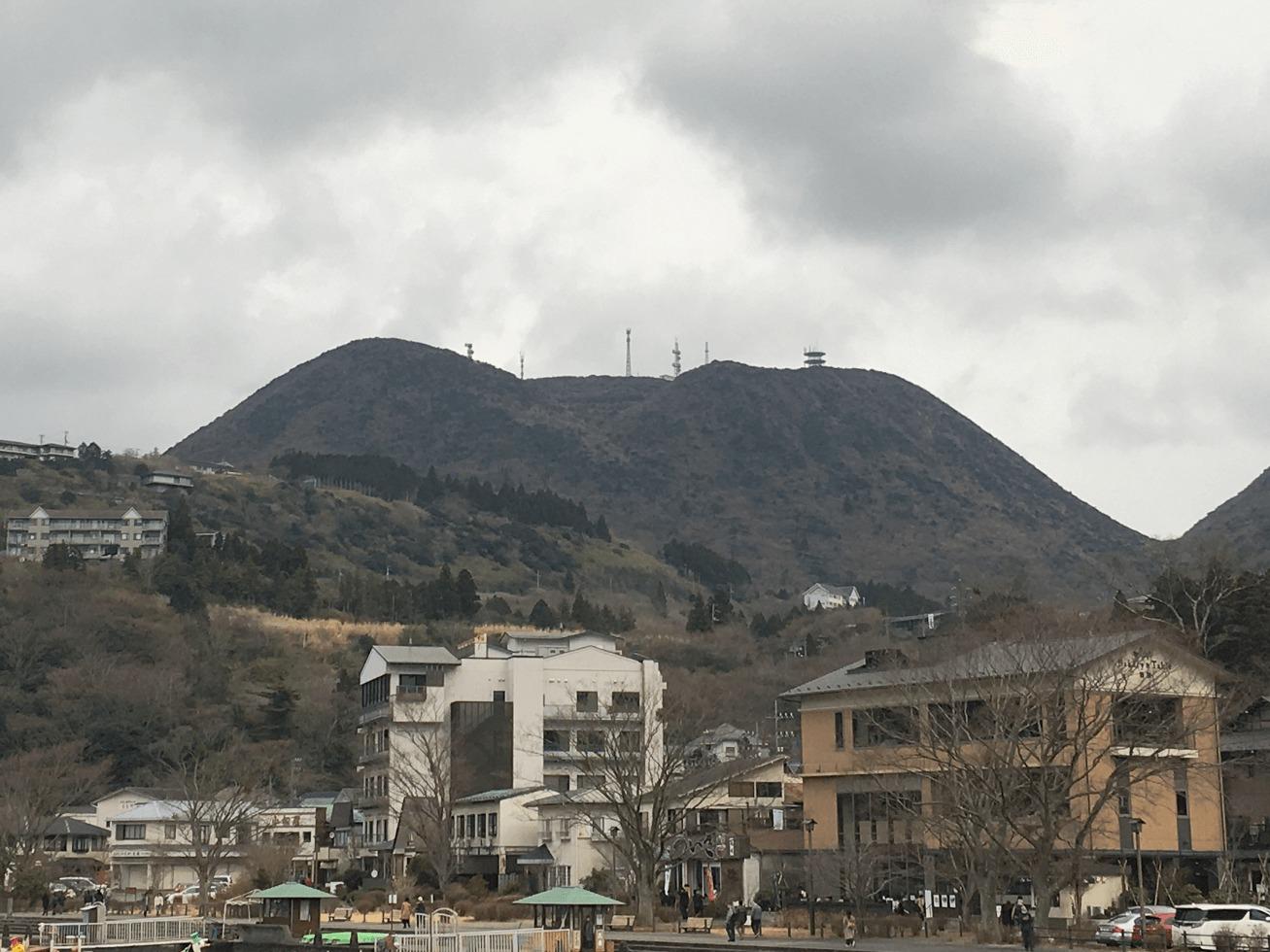 二子山の写真