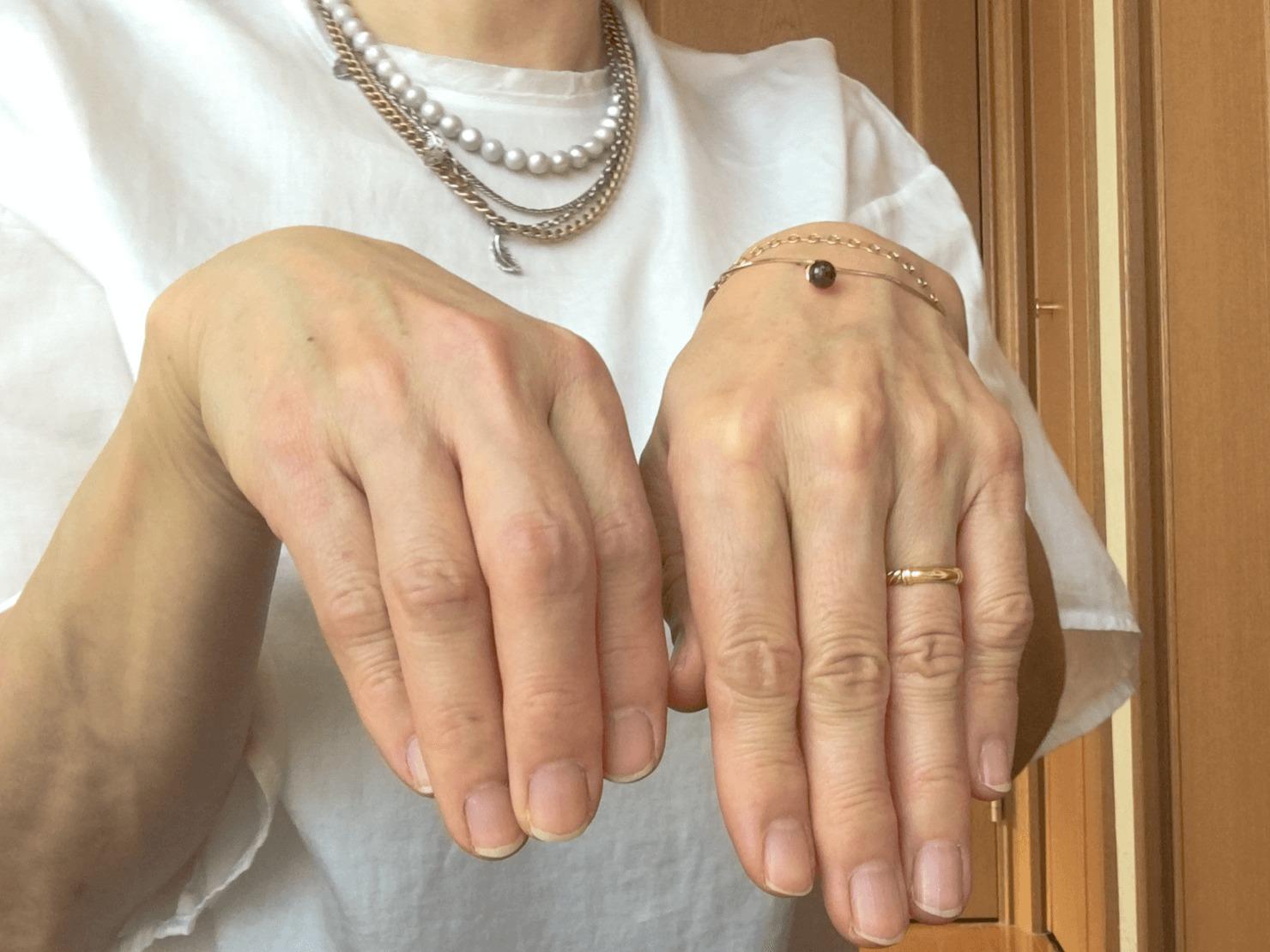 hasunaのネックレスの写真