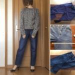 メンズパンツを女性が素敵に履くためのサイズ選び・ネットショップもOK|ゴニョ研