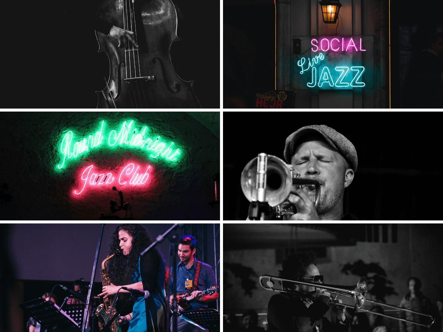 ライブハウスやライブの写真