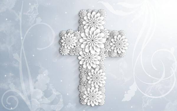 十字架のイラスト