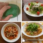 冬瓜の料理の写真