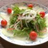 冬瓜のとカニカマの簡単サラダの写真