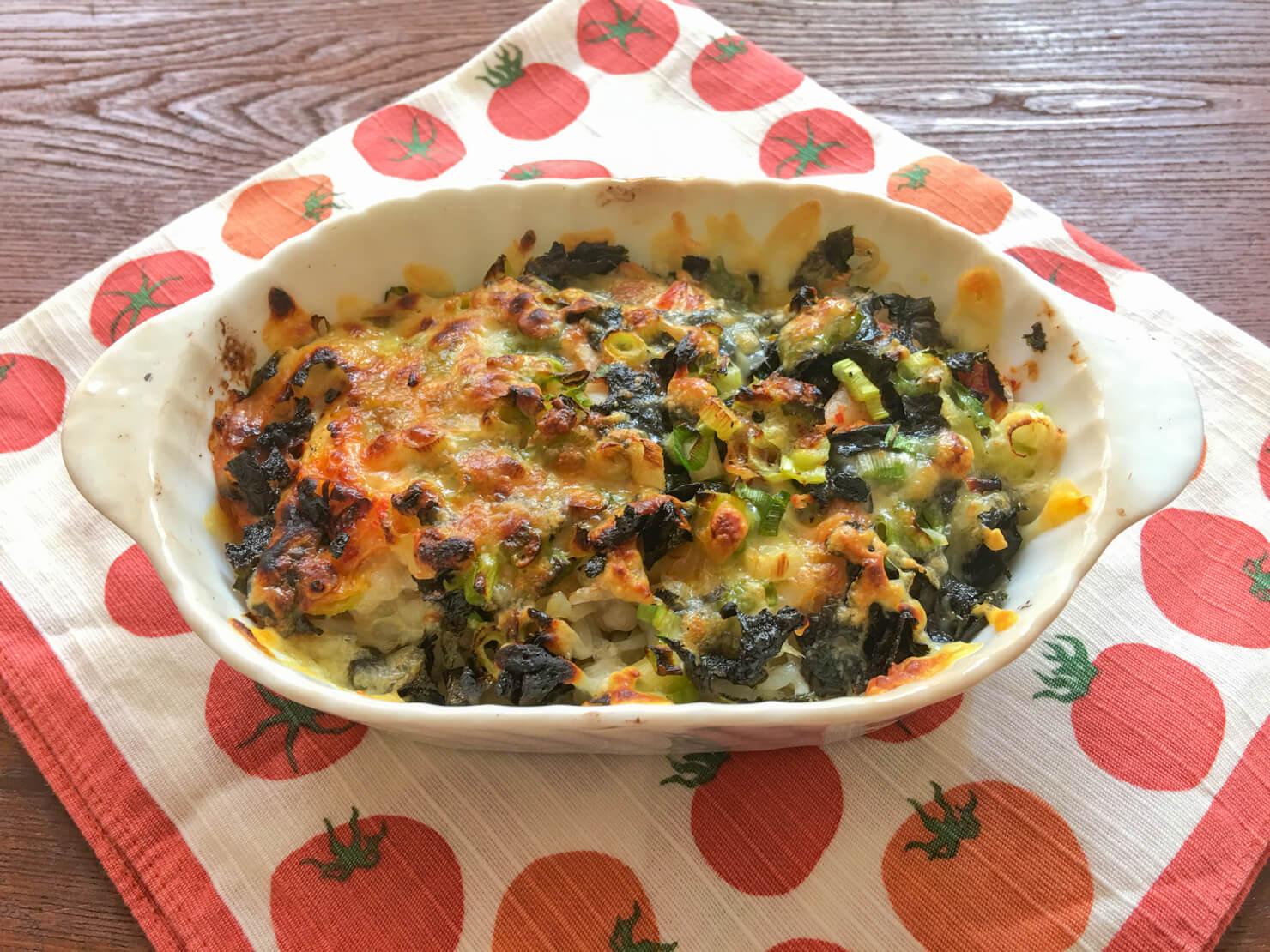 キムチーズドリアの写真