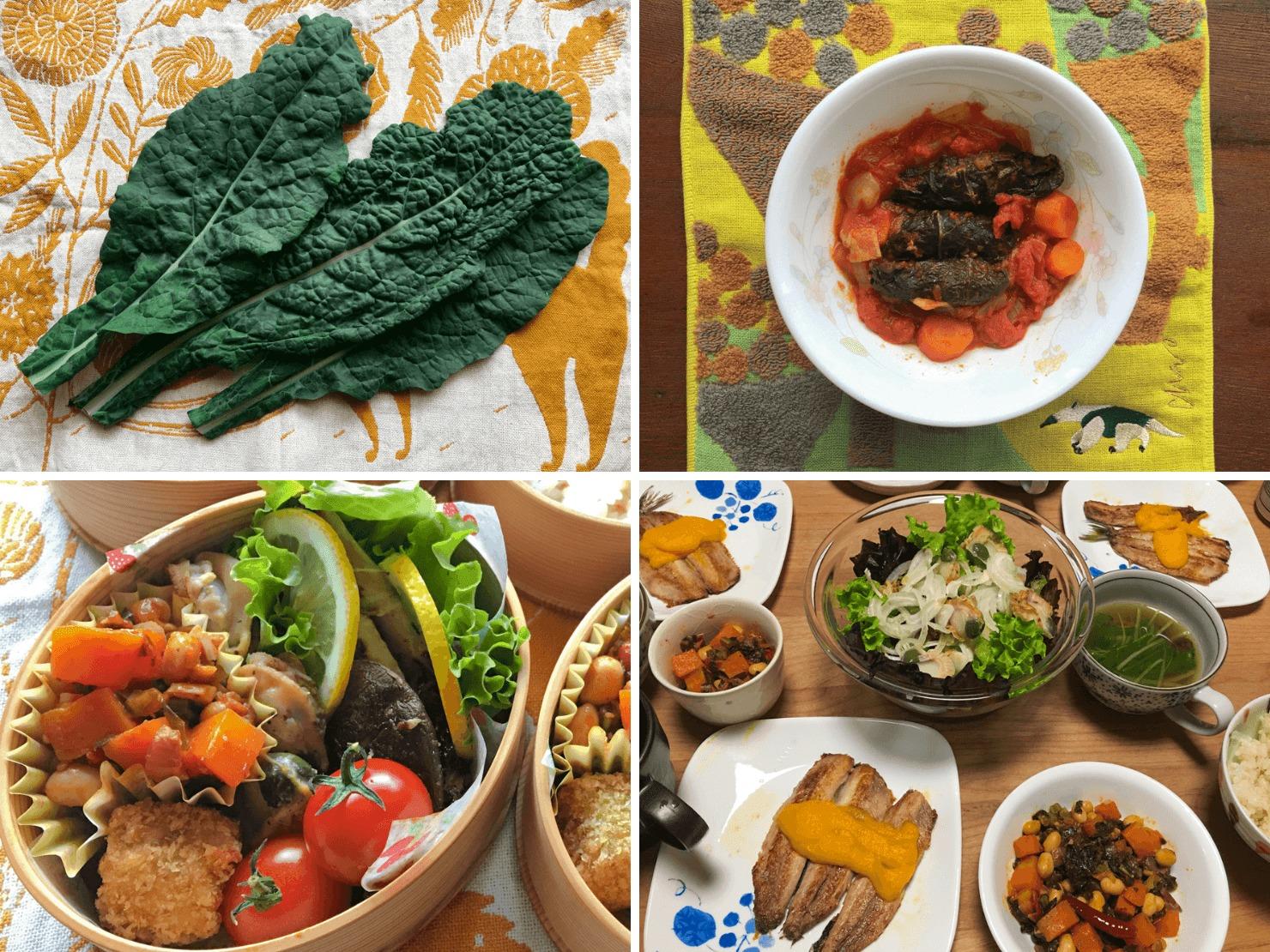カーボロネロとカーボロネロの料理の写真