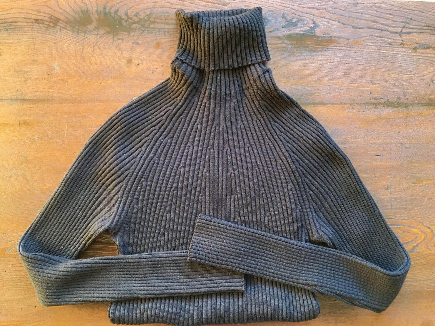 マイケル・コースのセーターの写真