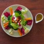野菜たっぷりのバーニャカウダの写真