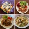 高野豆腐の洋風料理の写真