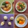 黄金かぶの料理の写真