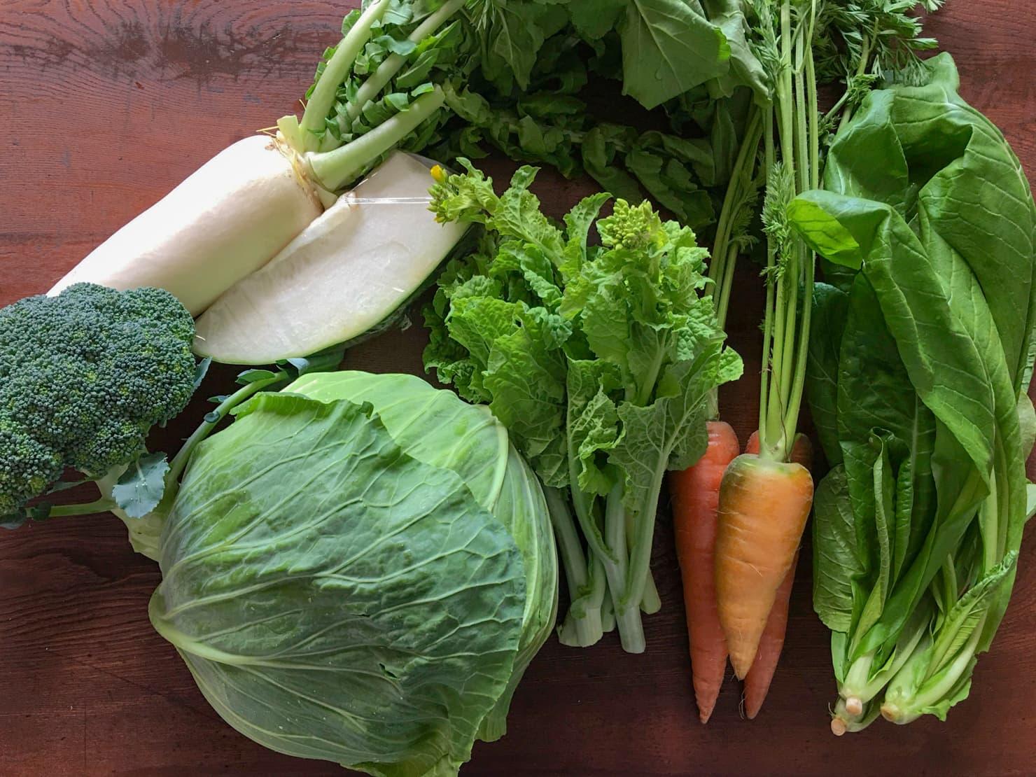 野菜セットの写真2