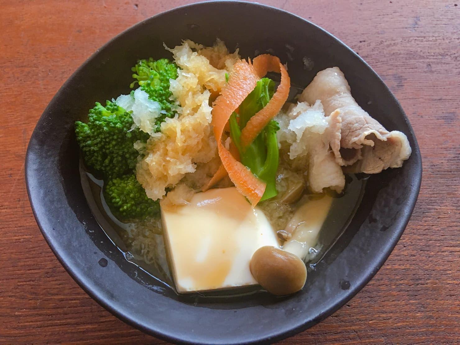 ブロッコリーの鍋の写真
