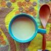 キャベツのポタージュスープの写真